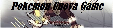 .:Pokemon Unova Game:.